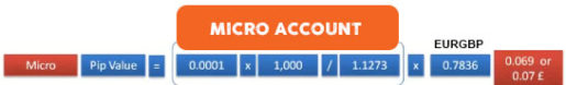 Micro Forex Account