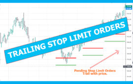 What is trailing stop limit orders and how they work